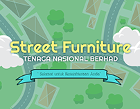 Street Furniture TNB: Motion Graphic