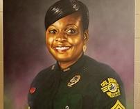 Orlando Police Officer LT. Debra Clayton