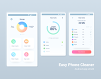 EasyPhoneCleaner Android App