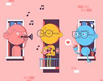 SSLs.com Illustrations