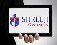 Shreeji Overseas Logo Design
