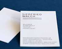 corporate identity Siegfried Walch