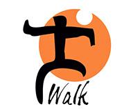 """Diseño de Marca """"Walk"""""""