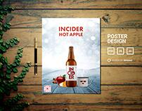 Flyer design free mockup download