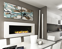 Project and Rendering INTERIOR