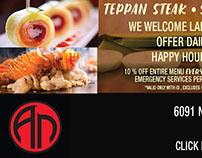 Spec Online Ads, Mr. An's Restaurant, Tucson