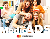 Masterpass | Media ADS