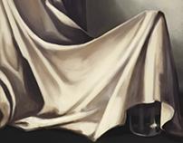 White Fabric Study
