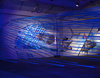 TAPE ART & GRAFFITI INSTALLATION