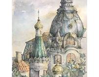 Roofs of Sofia