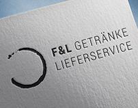 F+L GETRÄNKELIEFERSERVICE | 2020 | CORPORATE DESIGN