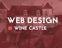 Wine Castle : Château Peyrignan // Web Design