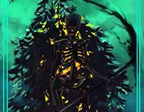 Death Tarot-Melissa Spandri- Character Design Challenge