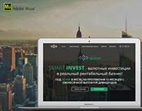Smart invest Web Site