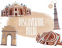 Discovering Delhi - A pictorial tour
