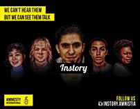 Amnesty International Chile / Instory