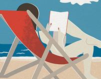 Reading Illustrations for Bustle