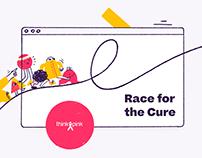 Race for the Cure – An Internal Platform
