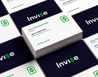 Invise App Brand and Site