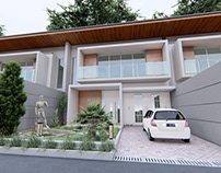 Residential Exterior Houses