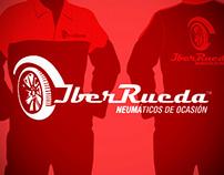 Rediseño de marca IBERRUEDA s.l.