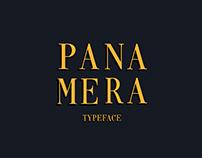 Panamera - Typeface