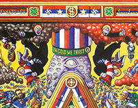 Iconostasis of Serbisms- Serbocapitalism