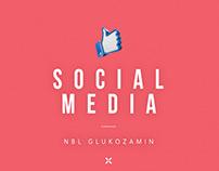 NBL Glukozamin | Social Media