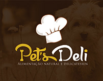 Pet´s Deli - Package and Branding.