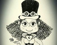 Liz steampunk