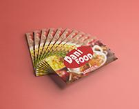 Danifood branding