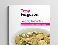Tony Ferguson Recipe Book
