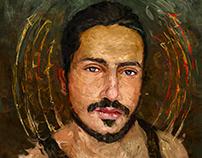 Self portrait ( the 4th dimension )
