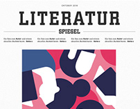 DER SPIEGEL - LITERATUR