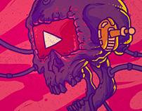 Youtube Channel Design - Prancheta do Massai