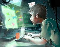 Video Games Maker