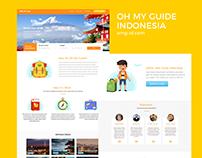 OMG-ID web design
