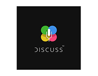 DISCUSS - Logo design