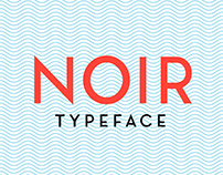 NOIR // Free Font