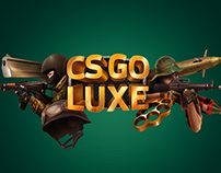 CS-GO Graphic e-commerce