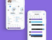 Ui Design - Trackify