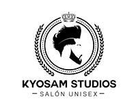 KYOSAM Studios Salón Unisex Barbershop | Branding