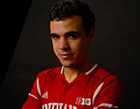 Portraits - IU Men's Soccer