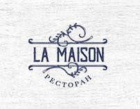 La Maison (restaurant logo)