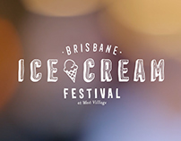 Brisbane IceCream Festival Content Production