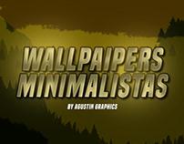 WALLPAIPERS MINIMALISTAS