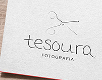 Tesoura Fotografia (Logo)