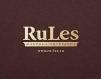 RuLes | Branding