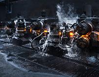 Steel & Steam