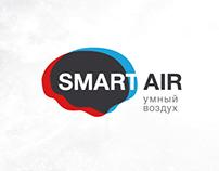 SMART AIR. Branding
